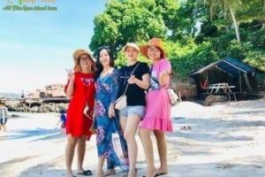 Tour 3 đảo Phú Quốc 1 bằng tàu du lịch