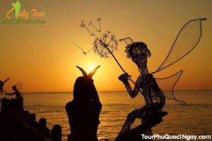 Tour Câu Mực Ngắm Hoàng Hôn Phú Quốc