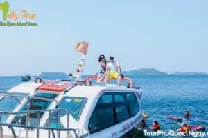 Phương tiện đi lại ở Phú Quốc, nên chọn phương tiện di chuyển nào?