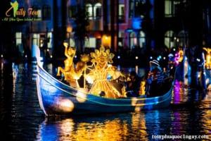 Giá Vé Sắc Màu Venice Phú Quốc Rẻ Nhất 2021